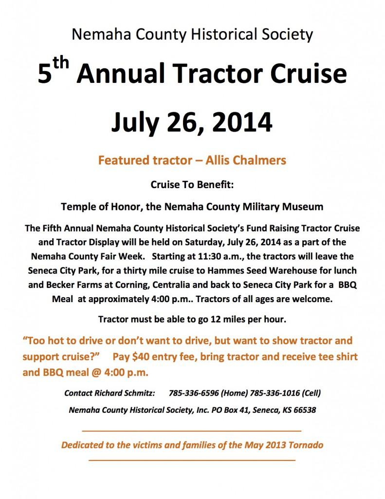 2014 Tractor Cruise