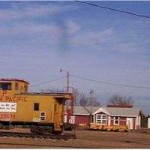 Albany Caboose